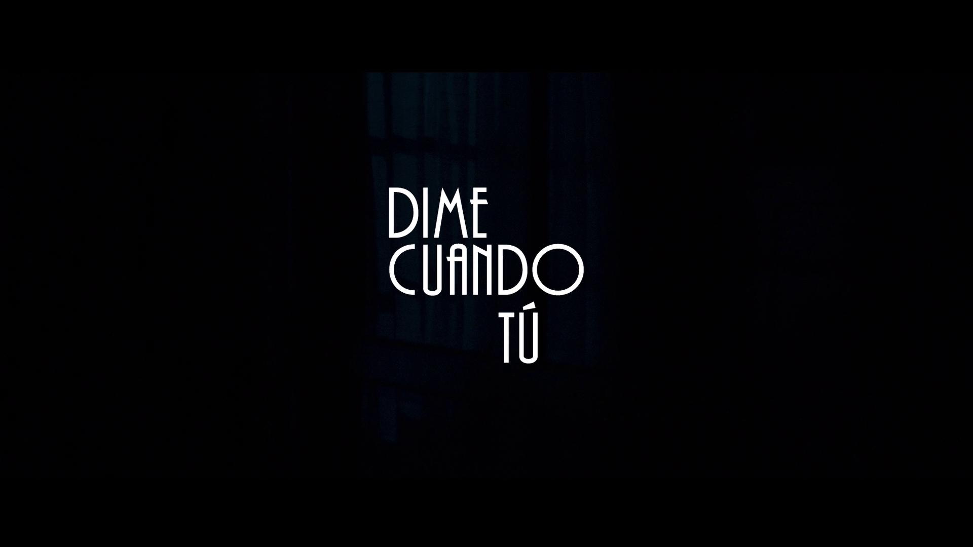 Dime cuando tú (2020) 1080p WEB-DL Latino