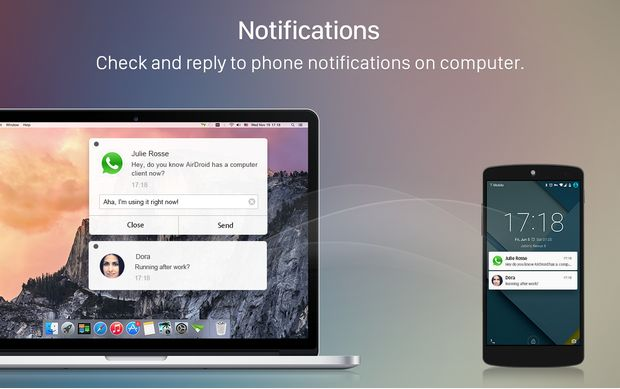 AirDroid: File Transfer, Share Apk For Android