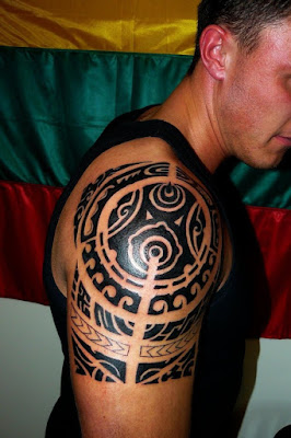 30 Polynesian tattoo designs