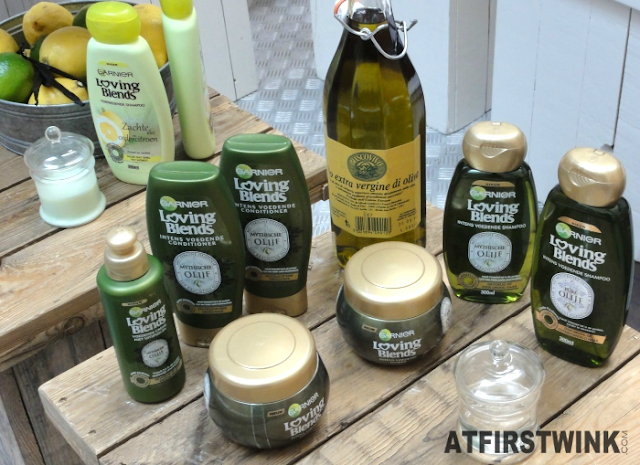 Garnier Loving Blends Mythical Olive