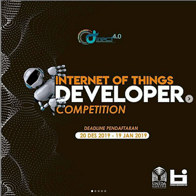 IOT Developer Competition - UNIDA GONTOR