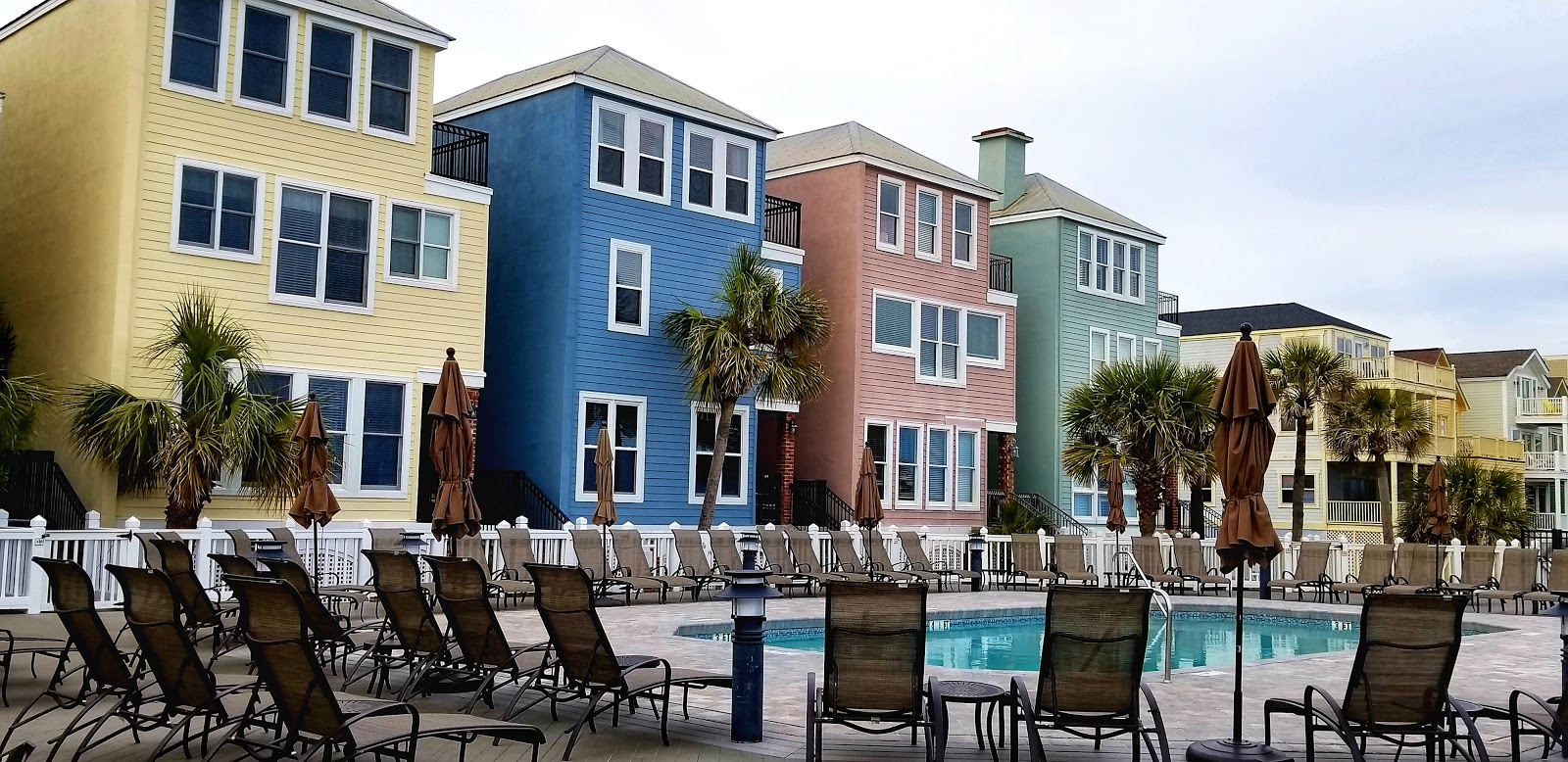 Wild Dunes Resort in Isle of Palms in South Carolina
