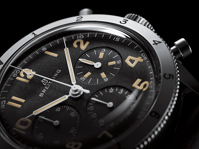 Breitling AVI Ref. 765 1953 Re-Edition