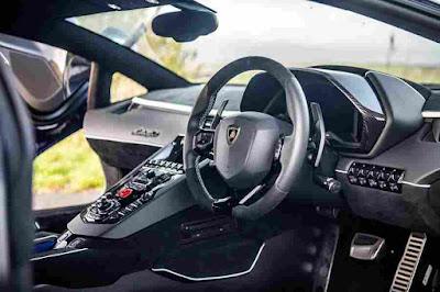 Review Of The 2018 Lamborghini Aventador SVJ UK Car