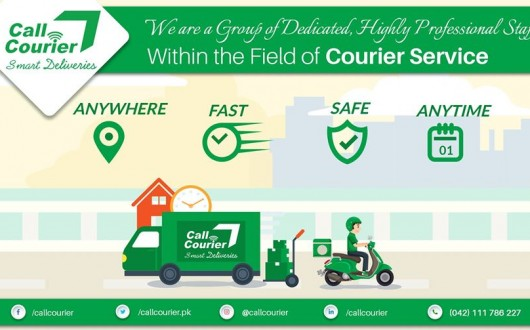Call Courier Contact Number All Cities Offices in Pakistan