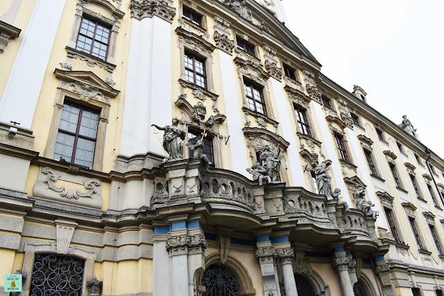 Universidad de Wroclaw, Polonia