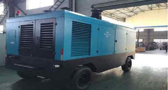 cara merawat compressor diesel