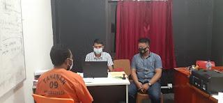 Polres Lingga Berhasil Ungkap Kasus Korupsi Dana Desa
