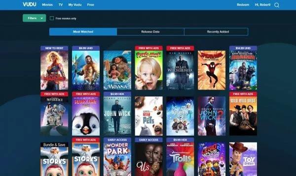 افضل تطبيقات لمشاهدة افلام