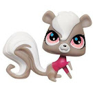 Littlest Pet Shop Small Playset Pepper Clark (#2702) Pet