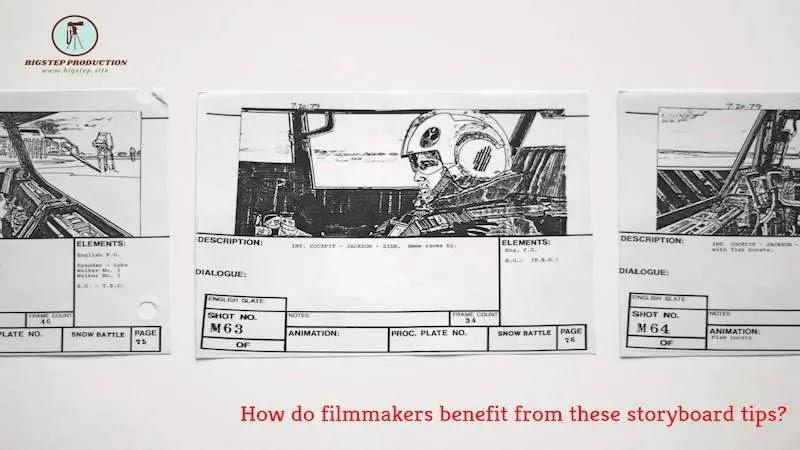 كيف يستفيد صانعو الأفلام من هذه النصائح الخمس حول القصة المصورة؟