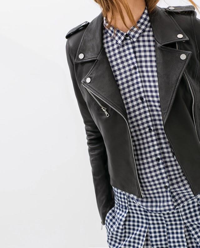 574423171 Tania Tells: WishList | Zara Leather Jacket