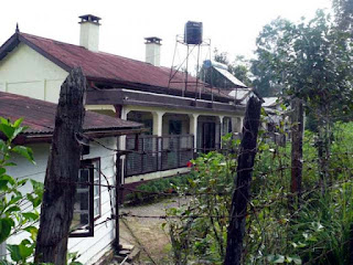 Cinchona Plantation Hospital at mungpoo