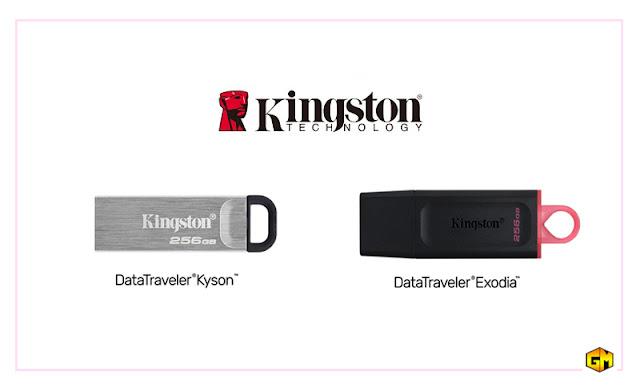 Kingston DataTraveler USB Gizmo Manila