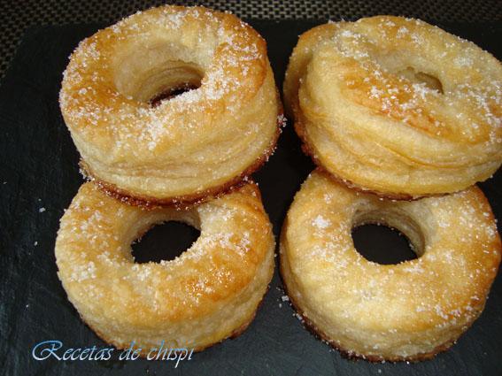 Donuts de hojaldre 3