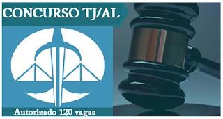 Autoriza concurso para servidores do TJ/AL - Tribunal de Justiça-AL.
