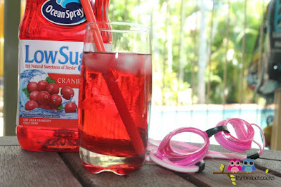 Cranberry Low Sugar Fruit Drink