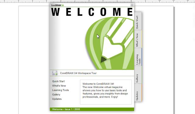 CorelDraw Graphics Suite X4 Free
