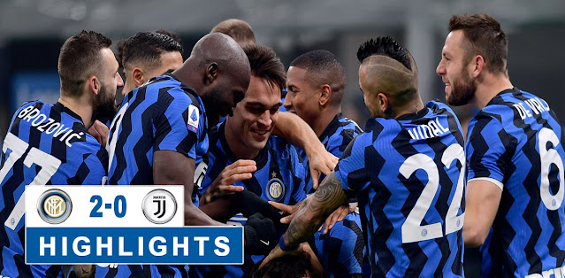 Inter vs Juventus – Highlights