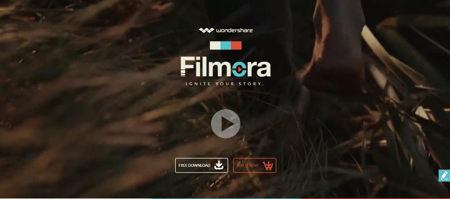 Wondershare Filmora 8.7.5