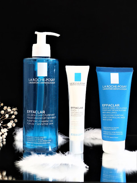 avis Effaclar La Roche-Posay, soin anti imperfection, soin anti-cicatrice acné, traitement acné, lutter contre les imperfections, effaclar duo+ avis