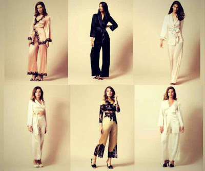 Marca de Pijamas Femininos de Luxo Agent Provocateur