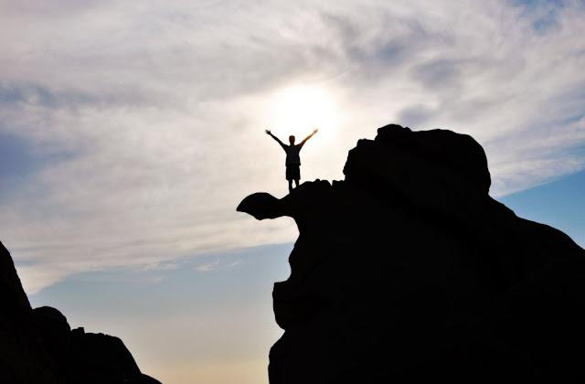 Anda Perlu Menemukan Kembali Motivasi Untuk Hidup