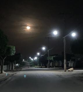 Dudu Poeta - A lua