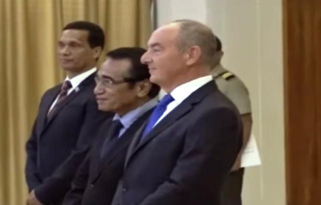 """Novo embaixador de Portugal em Díli destaca """"profícua"""" relação bilateral com Timor-Leste"""