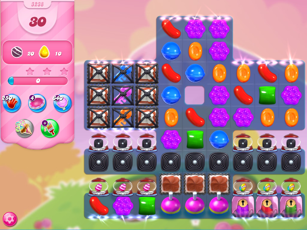 Candy Crush Saga level 3238