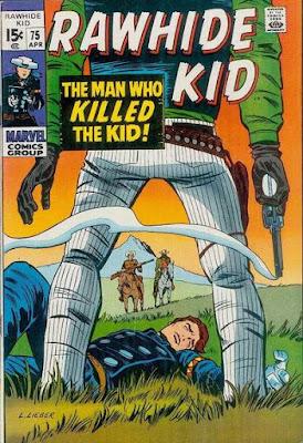 Rawhide Kid #75