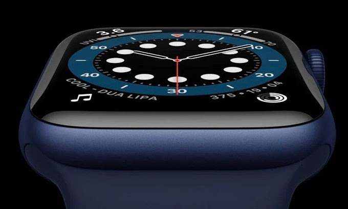 Apple Watch Series 6 continua su camino a liderar la salud del usuario