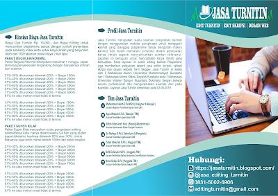 Jasa Lolos Uji Turnitin dengan Paraphrase Terbaik di Bogor