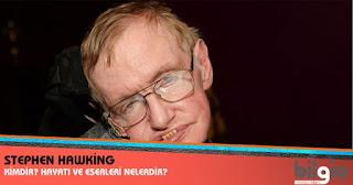 İngiliz bilim insanı stefhan Hawking hangi alanlarda çalışma yaptı