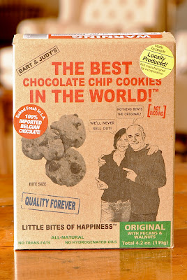 "Cookie review-BART & JUDY'S ""The Best Chocolate Chip Cookie In the World"" ???"