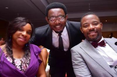 Nollywood stars at BON Awards 2014
