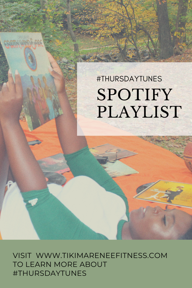 Thursday Tunes Spotify Playlist