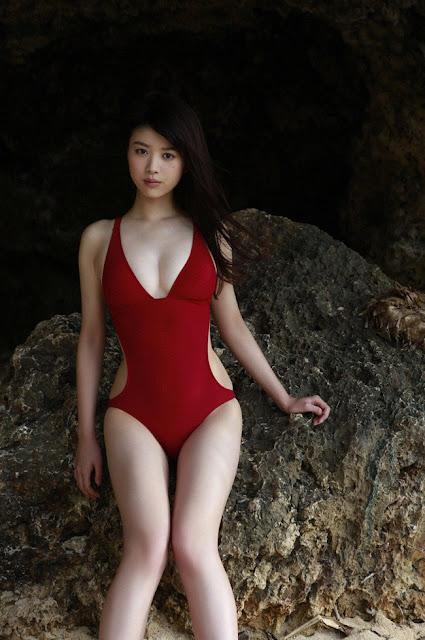 Hot girls Fumika Baba sexy actress in japan superman movie 7