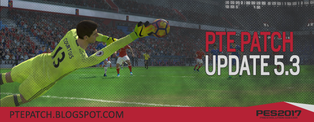 Pes 2017 pte patch update 5.3
