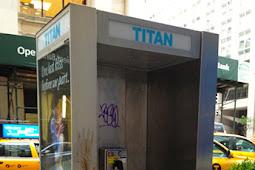 公衆電話を無料公衆無線LAN、Wi-Fiに!NY
