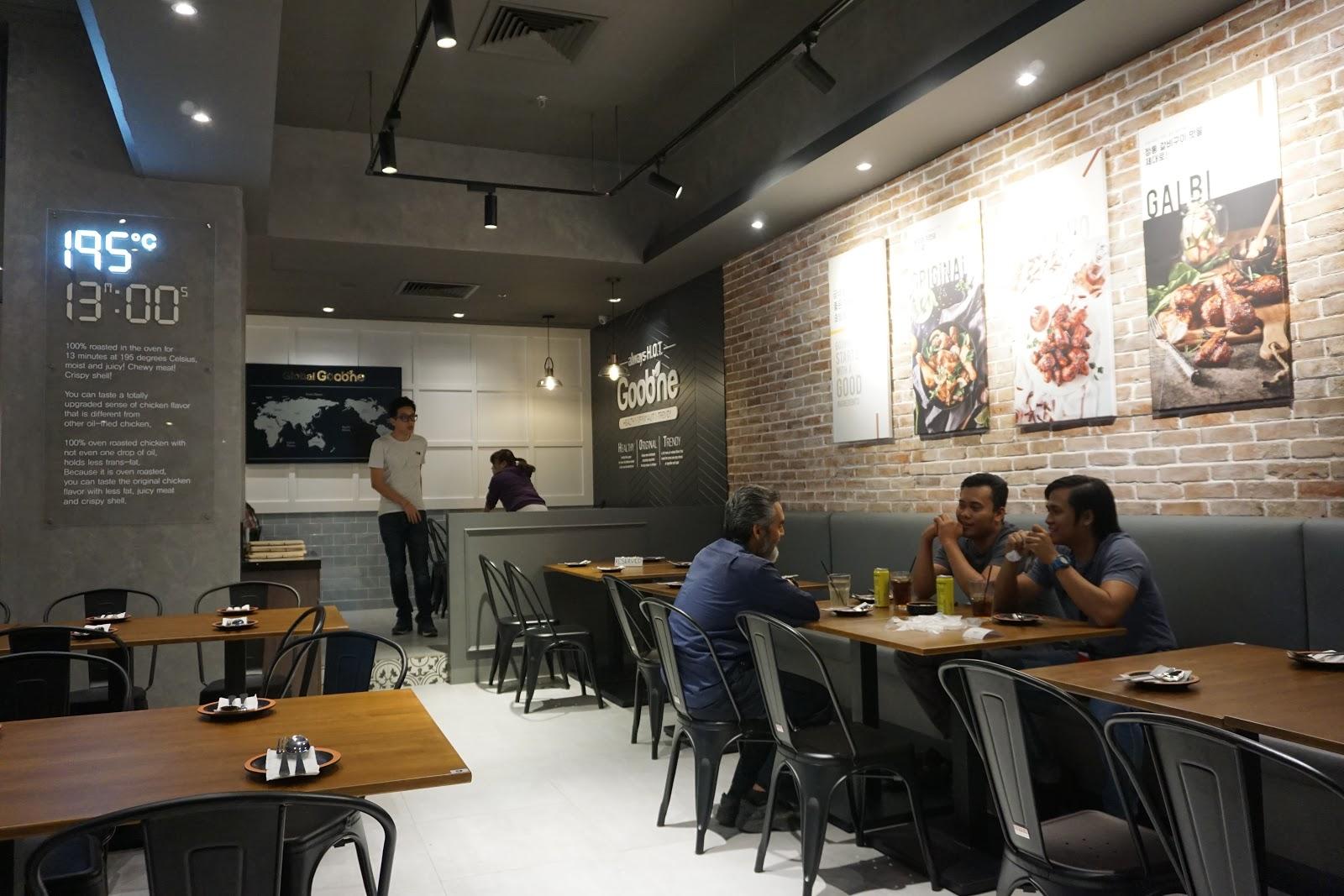 KOREAN FOOD, GOOBNE MALAYSIA