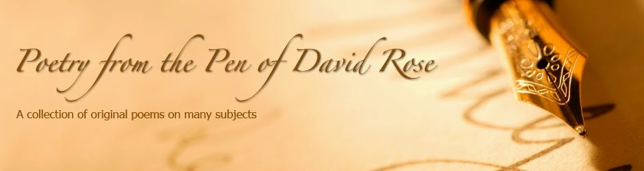 Poetry from the Pen of David Rose