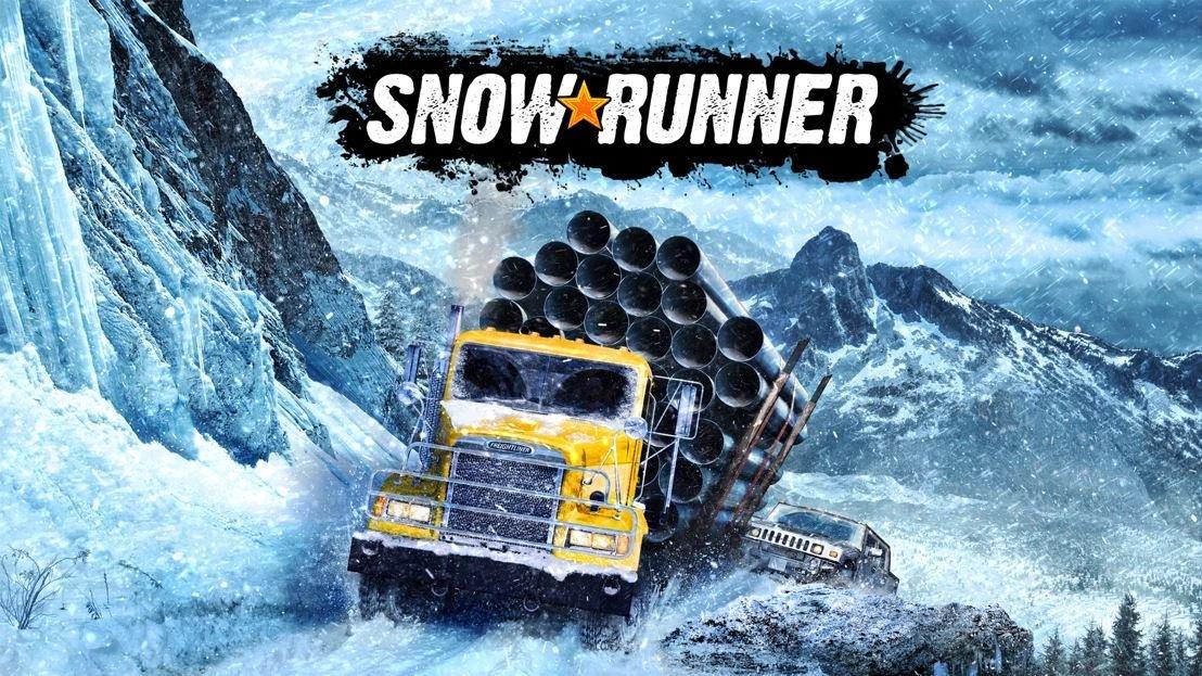 SnowRunner, jogo de simulação, tem data de lançamento para Switch revelada  - Nintendo Blast