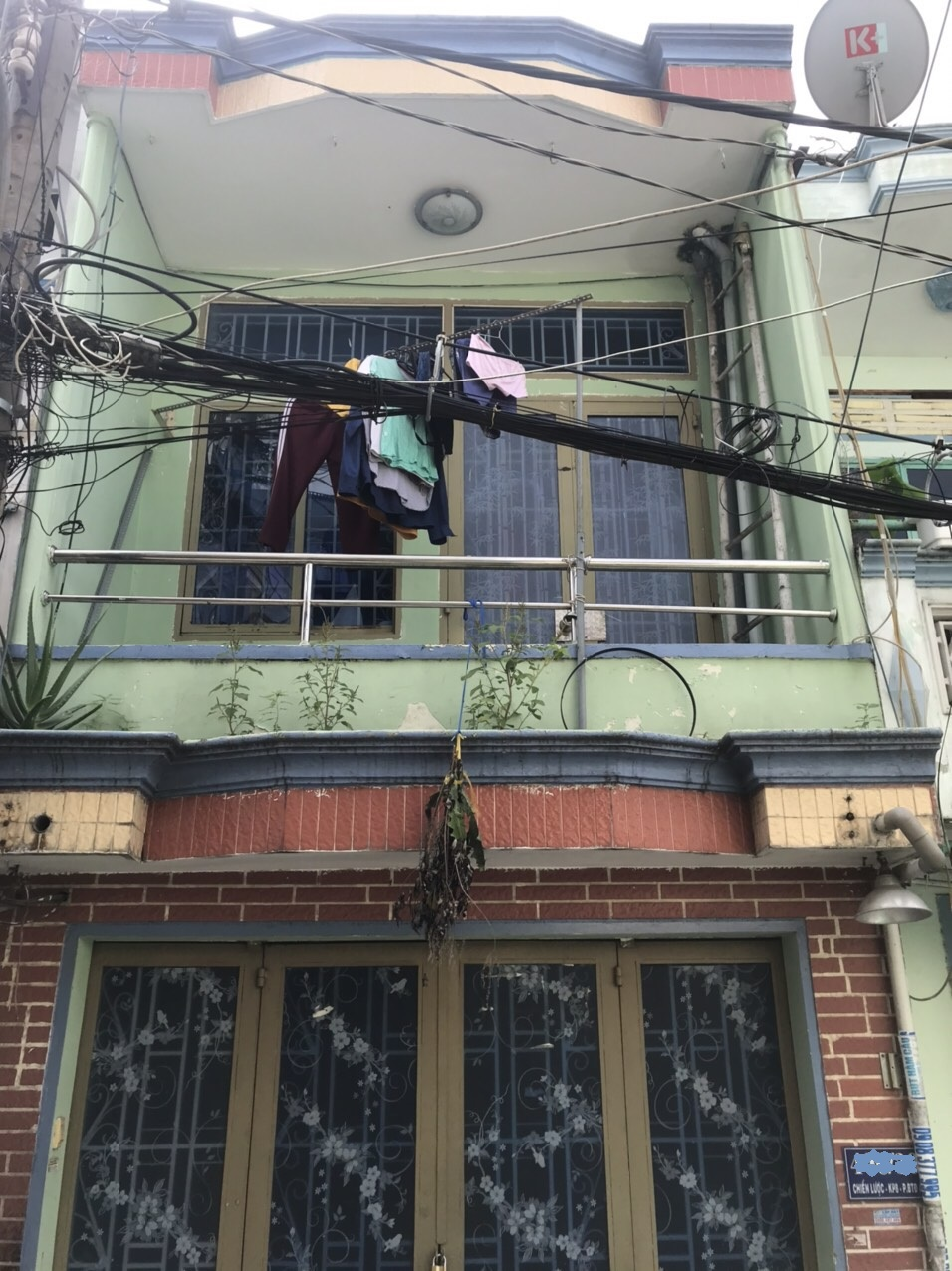 Bán nhà Hẻm xe hơi đường Chiến Lược phường Bình Trị Đông A quận Bình Tân