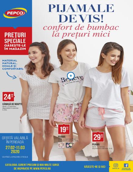 PEPCO Promotii si oferte → Broshra 27.02 - 11.03