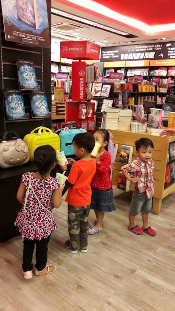 sepetang di citta Mall