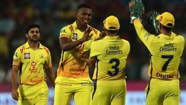 लूंगी नगिदी चोटिल होने के कारण आईपीएल 2019 से बाहर