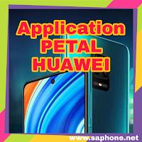 Huawei lance l'application Petal, un moteur de recherche alternatif pour Google sur AppGallery