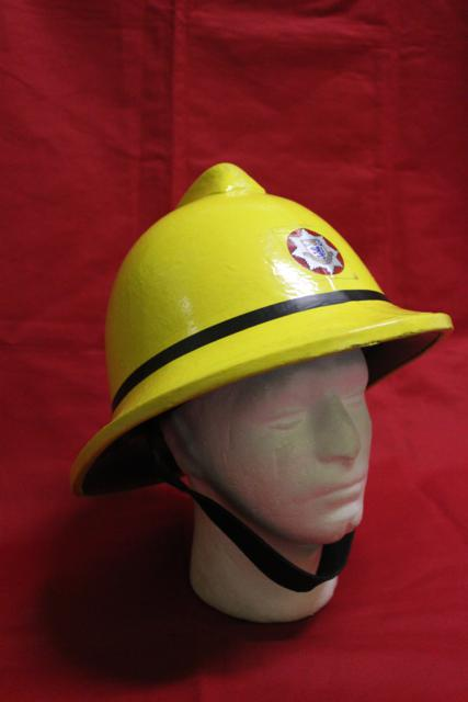 Fire rescue helmet cromwell f quot cleveland brigade