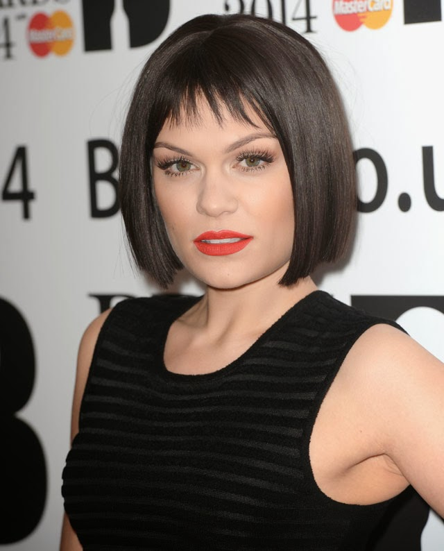 Fashion And The City: Jessie J Has Her Black Hair Back